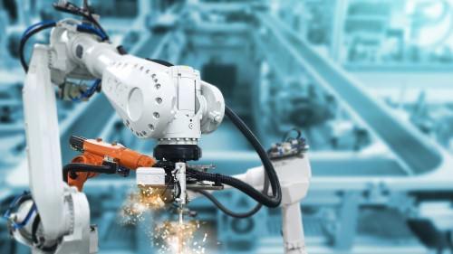robótica na indústria