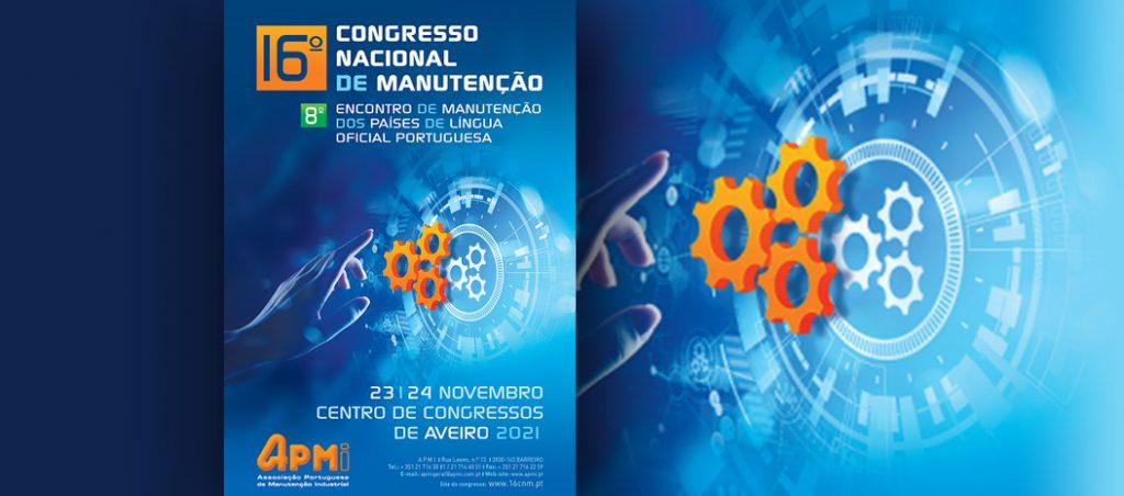 Apmi organiza 16.º Congresso Nacional de Manutenção – 23 e 24 NOV 2021