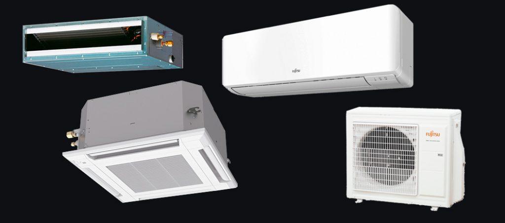 Eurofred apresenta os Multi-Splits com gás fluido frigorífico R32 da Fujitsu