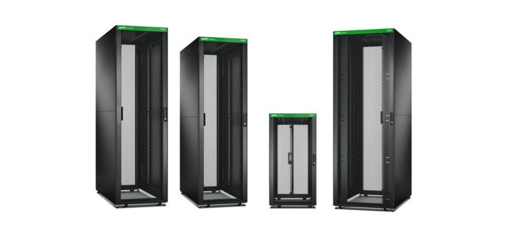 Schneider Electric lança série Easy Rack na Europa